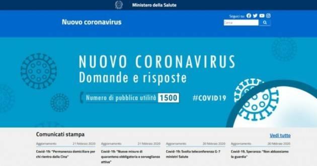 Coronavirus: le precauzioni da prendere