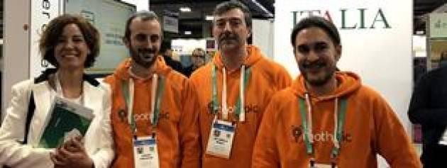 POLITECNICO DI TORINO: TOOTHPIC AL CONSUMER ELECTRONICS SHOW DI LAS VEGAS