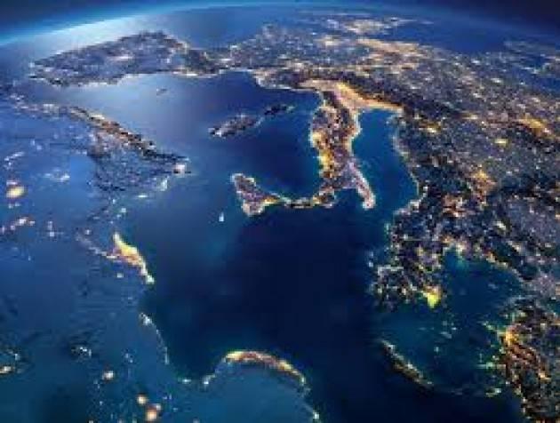 IL CONTROLLO DELLA CO2 HA UN EFFETTO IMMEDIATO SULLE PRECIPITAZIONI NEL MEDITERRANEO