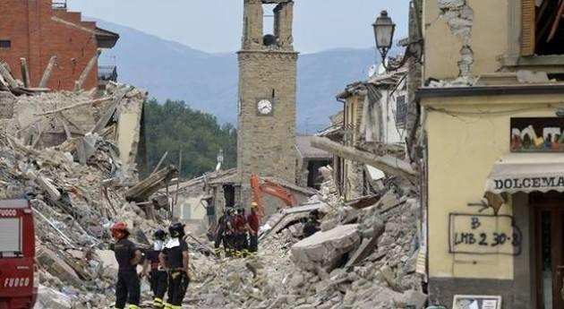 # A Perugia prende il via la mostra fotografica ''Zona Rossa. Viaggio nei luoghi del terremoto 2016''