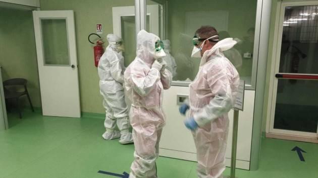 20.00 25.02.2020 Coronavirus: 11 vittime in Italia, morti quattro anziani nelle ultime ore. L'Oms: ''Il mondo non è pronto''