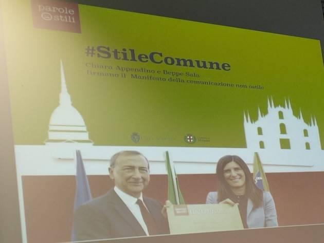 Incontro con Barbara Laura Alaimo su Dall' articolo 21 Costituzione al Manifesto della comunicazione non ostile' | Video G.C.Storti