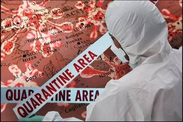 ADUC Coronavirus, sospensione notifiche e scadenze fiscali per chi risiede nei comuni della zona rossa