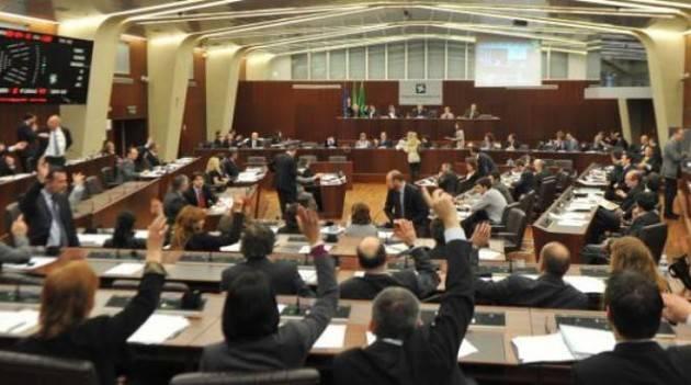 Lombardia Martedì 3 marzo seduta di Consiglio regionale dedicata agli atti di indirizzo