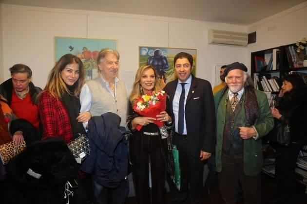 Milano Art Gallery apre il premio Frida Kahlo con Silvana Giacobini e Marco Columbro