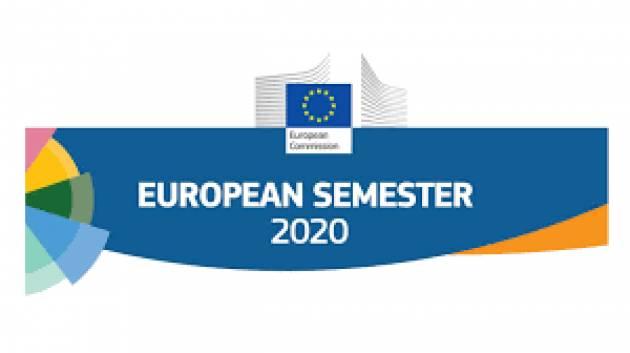 Sostenibilità competitiva al centro del semestre europeo: Commissione UE pubblica il pacchetto d'inverno