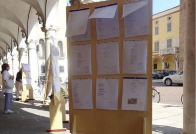 Pro Loco di Piadena organizza la 5a edizione di Poesia A Strappo intitolata: MEMORIA per il 10 maggio