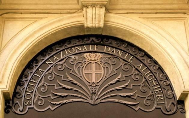 SOC.D.ALIGHIERI Cremona CALENDARIO degli INCONTRI CULTURALI programmati per il mese di MARZO 2020