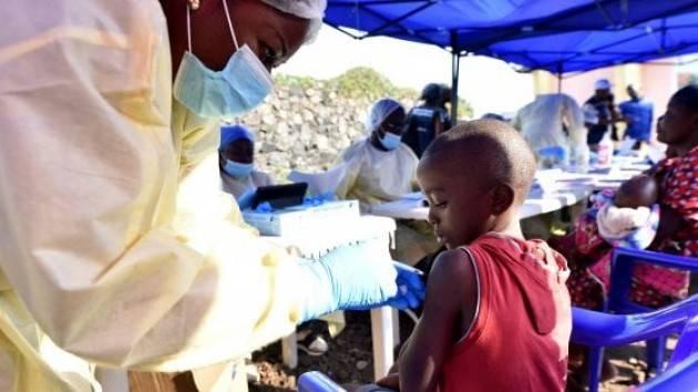 In Congo l'emergenza è il morbillo, 6 mila morti in un anno