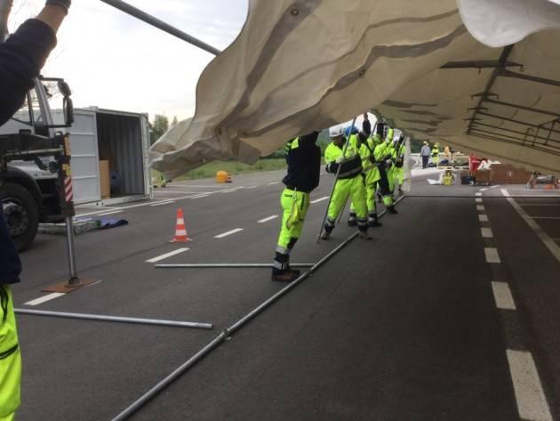 #Emergenzacoronavirus Mobilitata la protezione civile della Provincia di Cremona