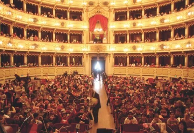 Cremona SOSPESI GLI SPETTACOLI AL TEATRO PONCHIELLI FINO AL 3 APRILE