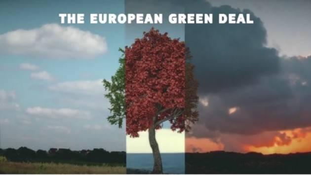 Il Green Deal Europeo: come l'Unione Europea agirà per contrastare il cambiamento climatico