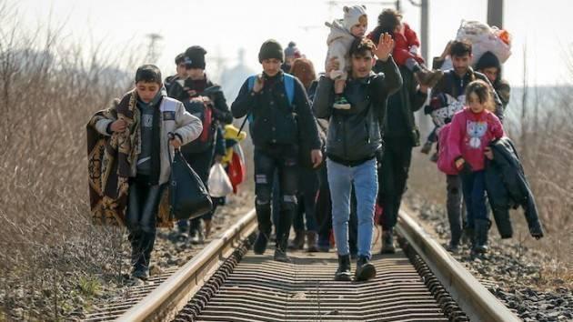 News Pianeta Migranti Cremona . Il Parlamento Europeo intervenga per fermare violenze, uso della forza e violazione dei diritti umani alla frontiera Ue