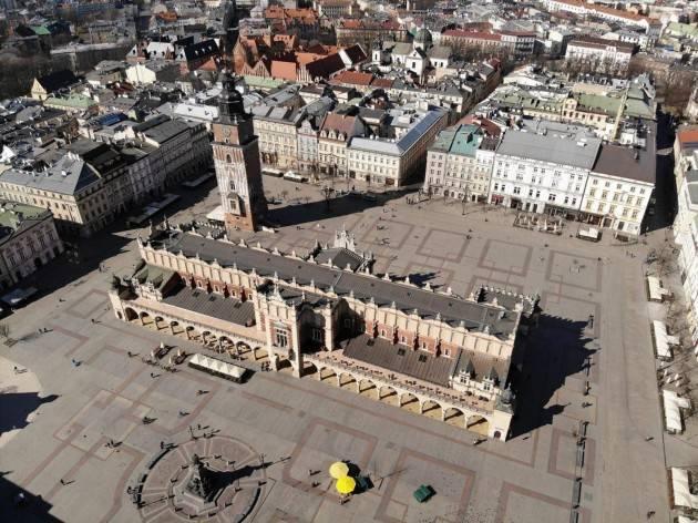 Matteo Cazzulani, Lombardo, ci racconta da Cracovia (PL) come si espande il CoronaVirus anche lì (Video)