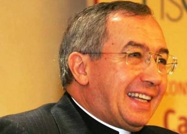 Ciao, Monsignor Vincenzo !