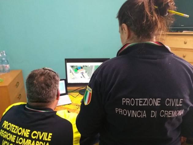 #LottaCoronavirus Cremona La Protezione Civile al servizio dei territori