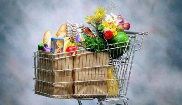 Come l'emergenza coronavirus sta cambiando i consumi alimentari degli italiani
