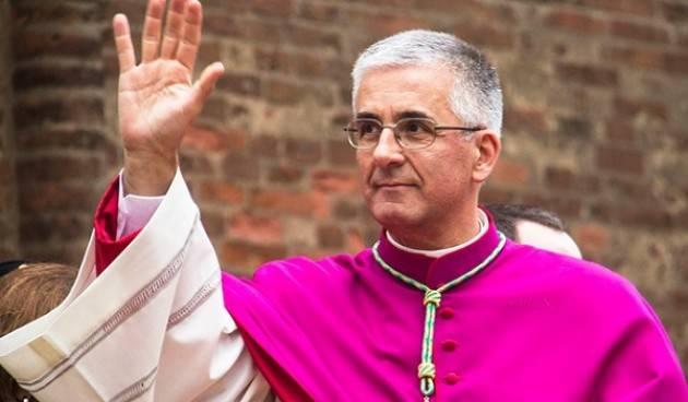 Il Vescovo Antonio Napolioni dimesso dall'Ospedale di Cremona
