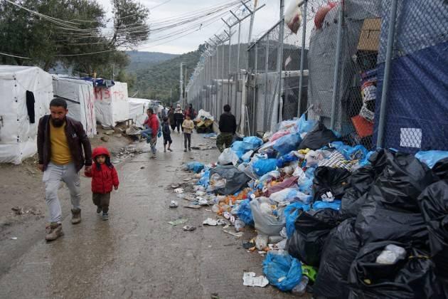 Da Cremona Pianeta Migranti. Svuotare i campi delle isole greche per fermare il Covid 19