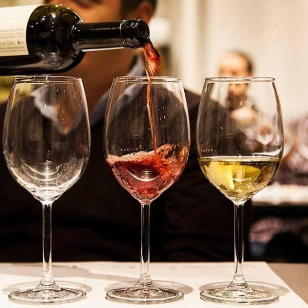 Preoccupazione per vino made in Italy