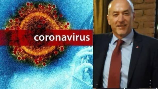 #LottaCronavirus  Marco Pedretti SG CGIL apprezza l'appello del Prefetto  di Cremona per la sicurezza nei luoghi di lavoro.