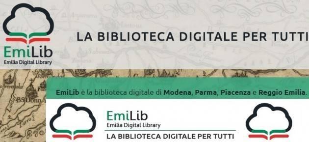 Piacenza Polo bibliotecario piacentino, i servizi digitali di Emilib