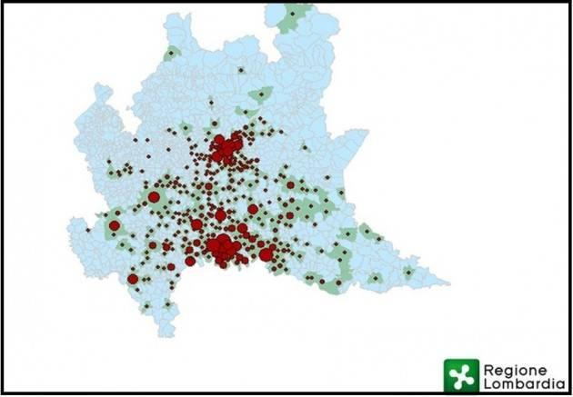 Confagricoltura LE CONSEGUENZE DELL'EPIDEMIA CORONA VIRUS in Lombardia