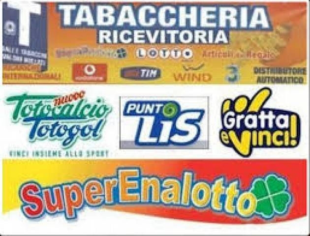 Cremona Sospese le attività di gioco presso i tabaccai  Lo stabilisce un'ordinanza del Sindaco