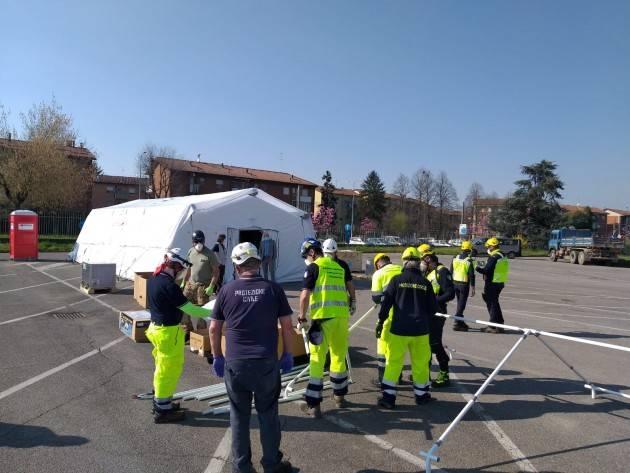 Cremona Aumentano i Centri Operativi Comunali ed i volontari attivi sul territorio