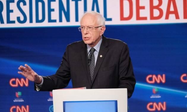 Usa 2020: Sanders verso il ritiro, sospesi gli spot su Facebook