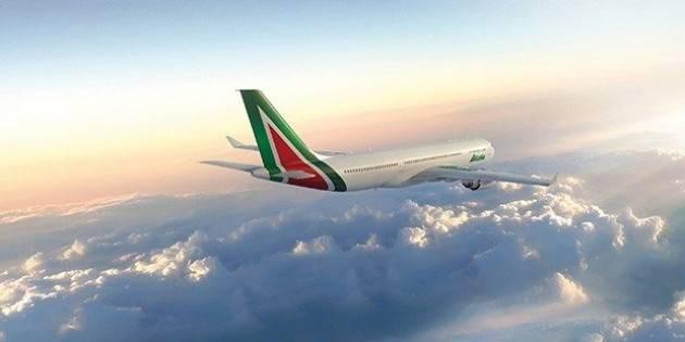 Ci sono tre offerte per i voli di Alitalia