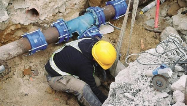 Di questo passo per rinnovare l'intera rete idrica italiana occorreranno 250 anni