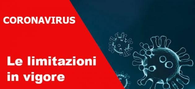 #LottaCoronavirus La Prefettura di Cremona comunica nuove restrizioni
