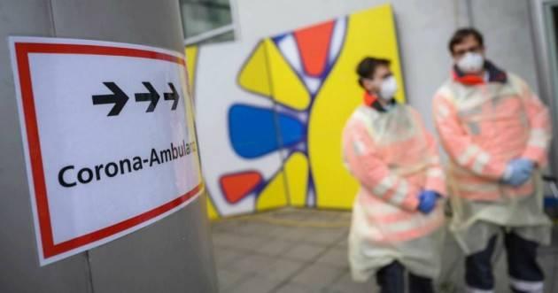 In Germania rallenta la diffusione del virus