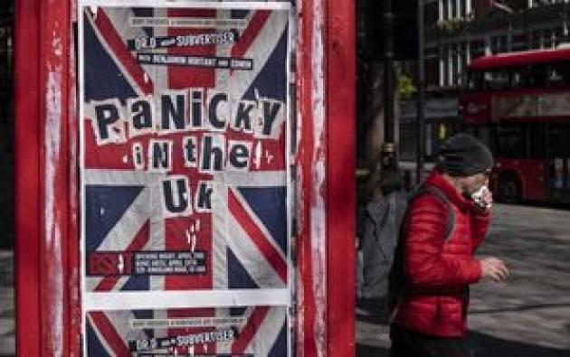 Gran Bretagna in lockdown: chiusi negozi, cittadini non possono uscire se non per necessità improrogabili