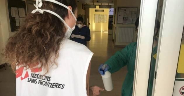 Pianeta Migranti Cremona . In tempo di Covid 19 le ONG sono benedette.