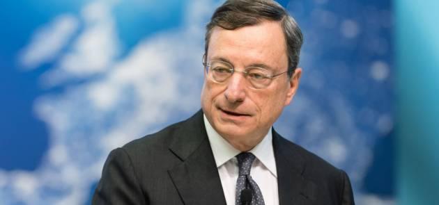 Draghi è il nome eccellente per uscire dalla crisi