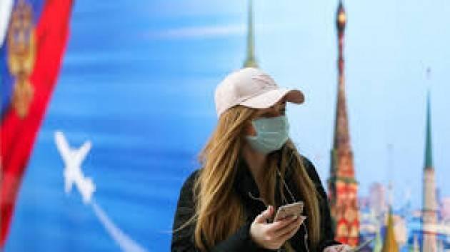 Russia: 163 nuovi casi, triplicati in 24 ore