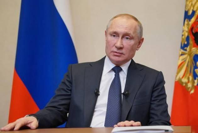 In Russia stop a tutti voli internazionali