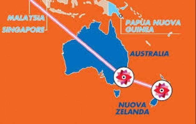 Italiani licenziati bloccati in Australia