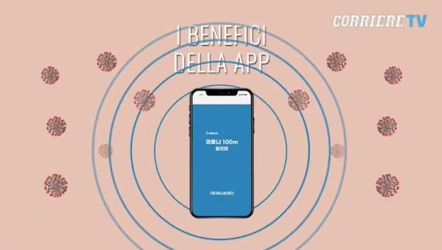 In Sardegna tra una settimana app per la geolocalizzazione