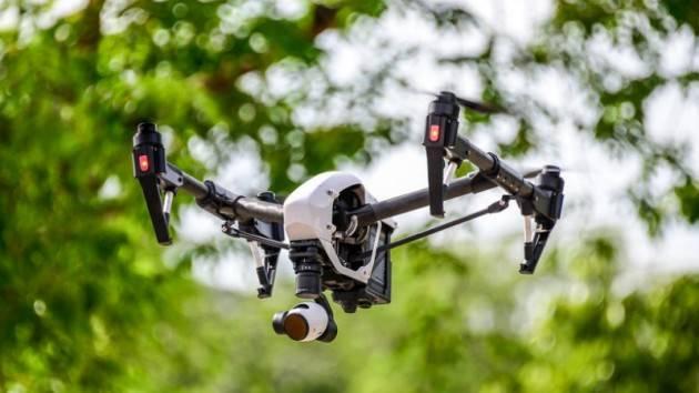 Codacons CREMONA: PARTONO I CONTROLLI ANCHE DAL CIELO: AL VIA I DRONI.