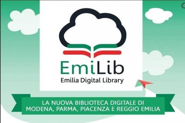 Piacenza Con la Biblioteca digitale Emilib, la cultura e l'informazione entrano in casa. In una settimana quasi 600 nuove iscrizioni