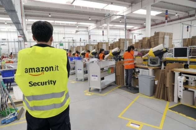 L'accordo Amazon, un importante passo in avanti di Cristian Sesena  (Cgil)