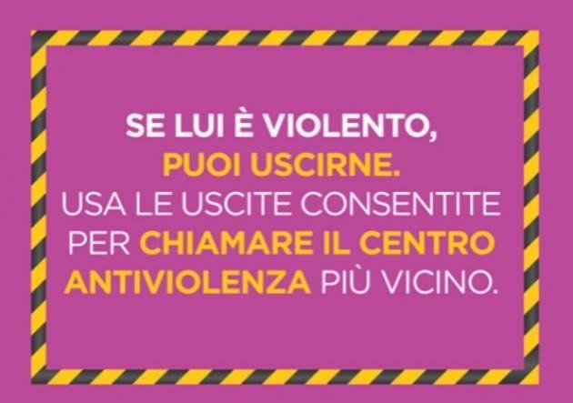 #noicisiamo Lo spot dei centri antiviolenza della rete D.i.Re per l'emergenza Covid-19