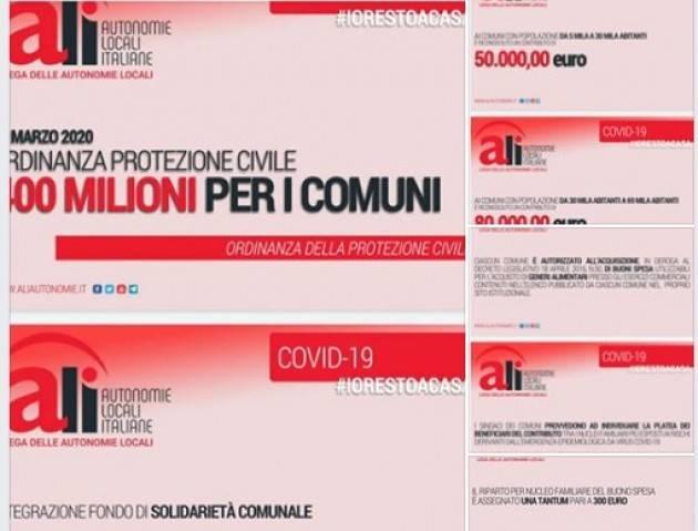 Coronavirus. I contributi ai comuni provincia di Cremona  per aiuti alimentari Le reazioni Galimberti,Bonaldi, Degli Angeli e Piloni