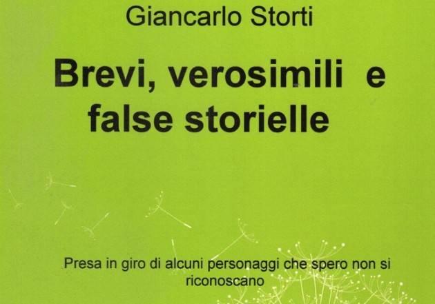 Recensione BREVI, VEROSIMILI E FALSE STORIELLE di Giancarlo Storti |© Miriam Ballerini