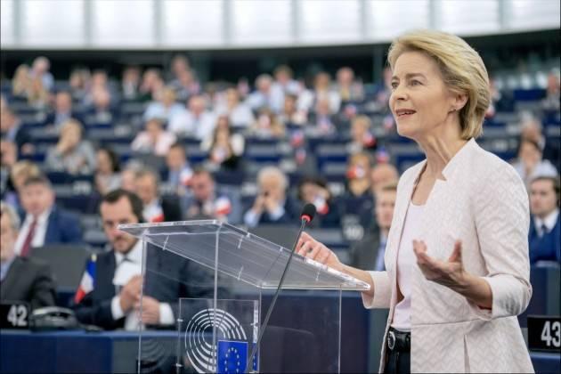 Von der Leyen: le misure d'emergenza rispettino i valori Ue