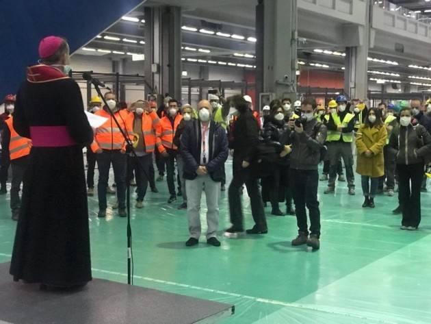LNews-CORONAVIRUS, PRONTO IL NUOVO OSPEDALE IN FIERA A MILANO. PRESIDENTE FONTANA: STIAMO FACENDO LA STORIA