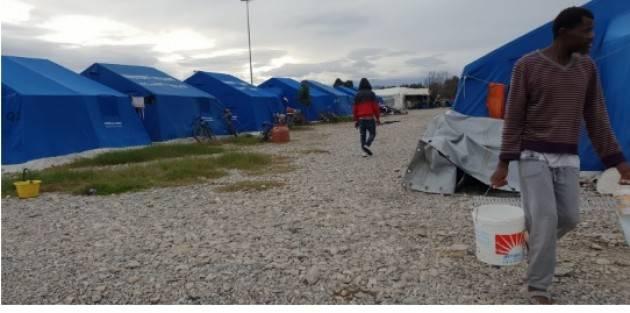 Cgil Migranti e Coronavirus  Gioia Tauro, 'disinnescare la bomba sociale'